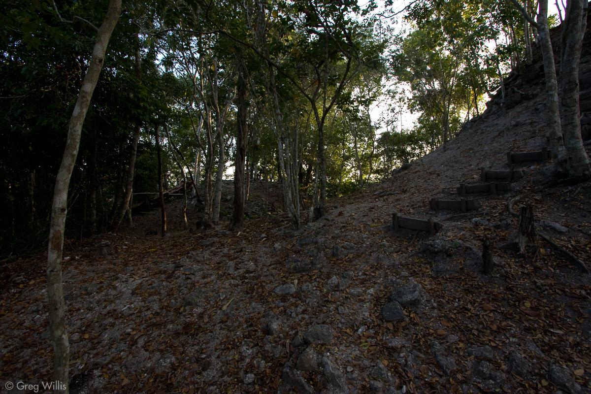 Nakbe, Temple 1 Upper Structure