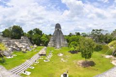 Tikal milenaria