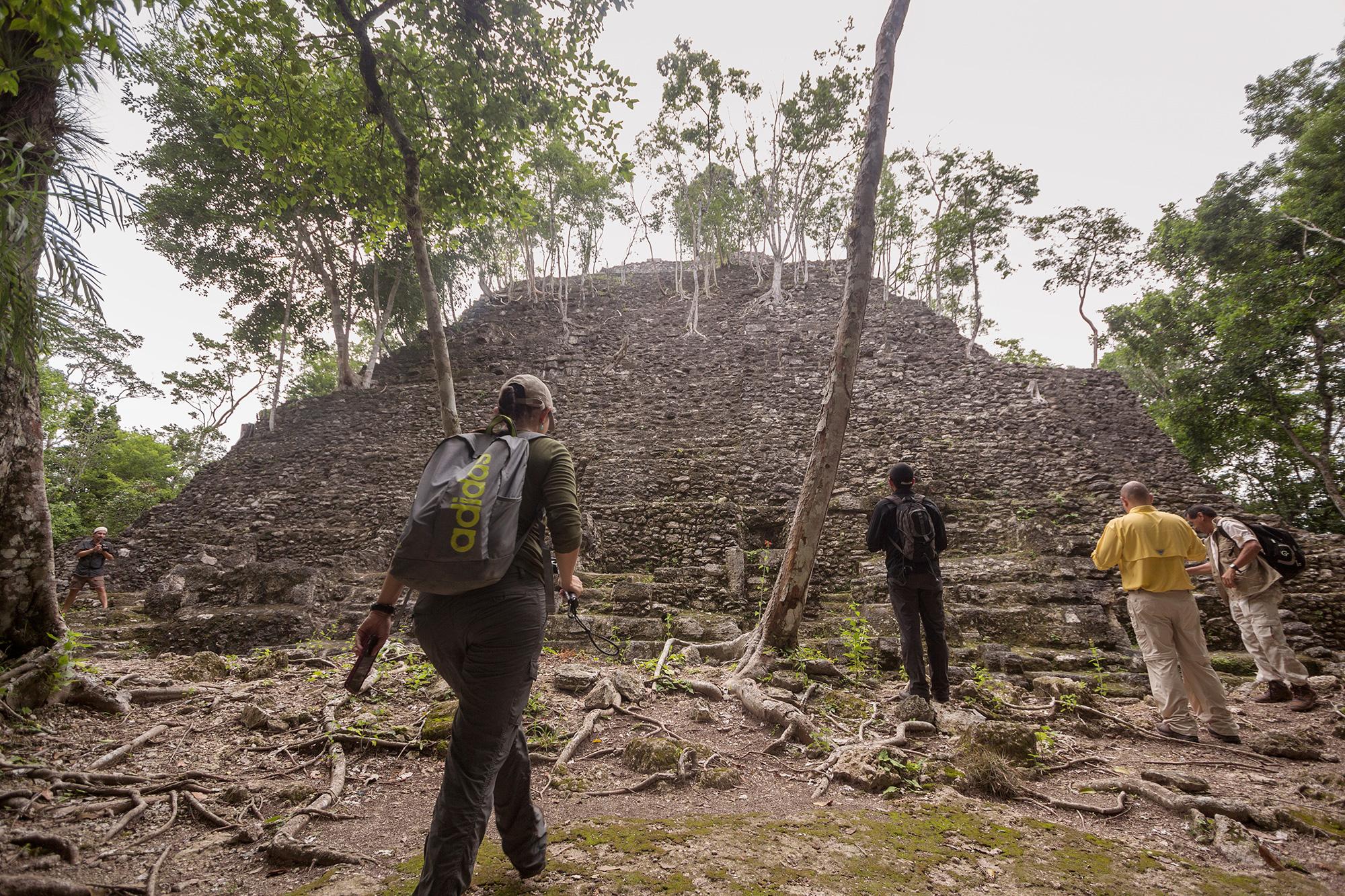 El Mirador, Petén, Guatemala.